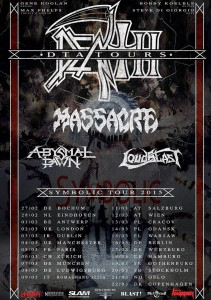 Death DTA Tour